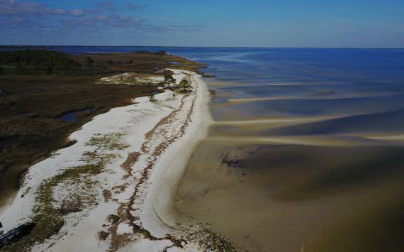 Drone beach