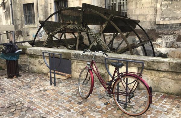 Dyers waterwheel
