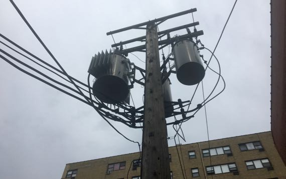 Electrical infrastructure