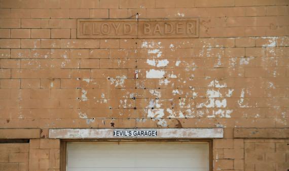 Evils garage