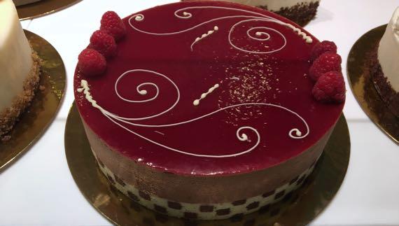 Fancy mousse cake