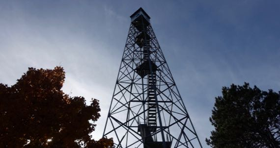 Fire tower Seney