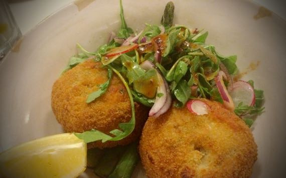Fish cakes NMS