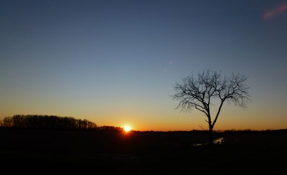 Flatland sunset ohio maybe