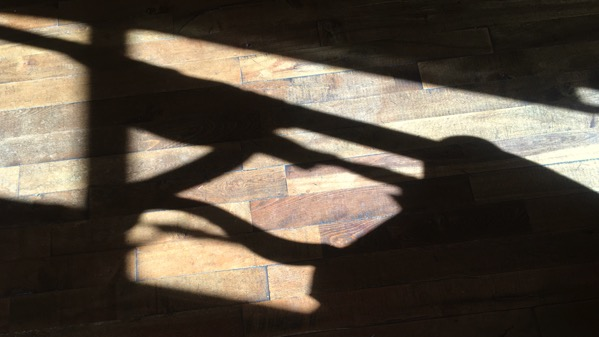 Floor shadows