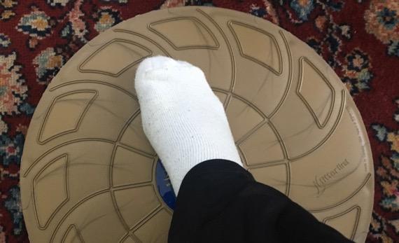 Foot fun