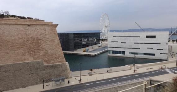 Fort mucem wheel sea