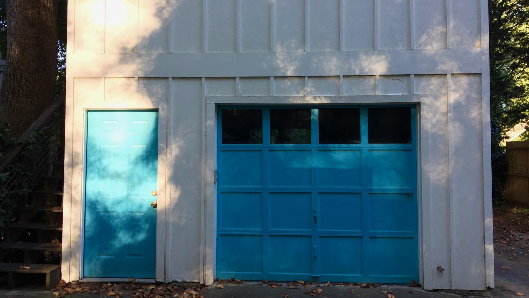 Garage n door