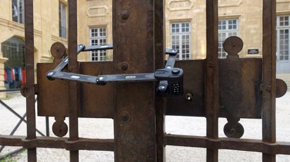 Geometric lock