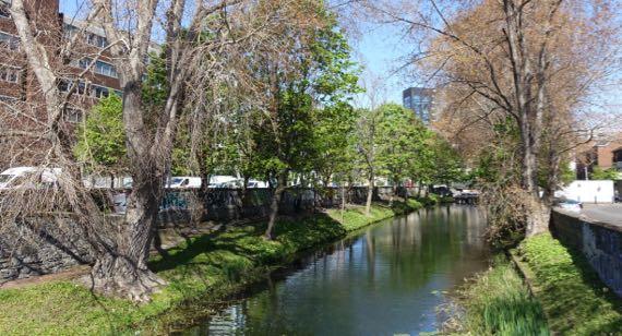 Grand canal MtStreet