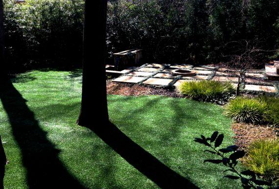 Greenest grass alive NOT