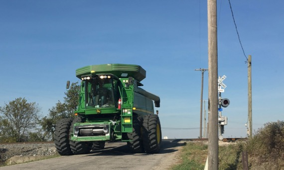 Harvestor ohio