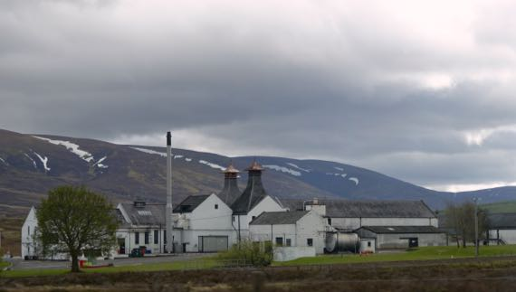 Highlands distillery