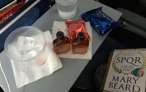 Inflight goodies