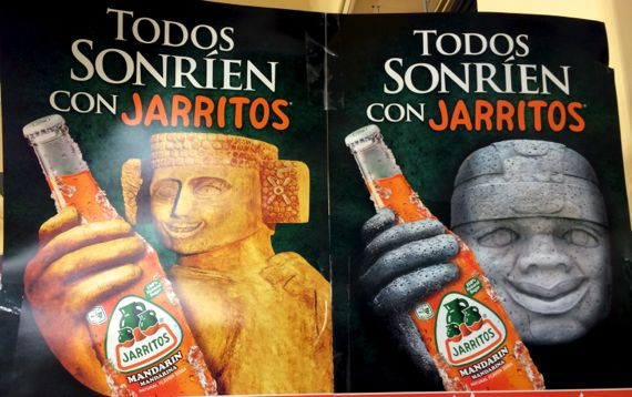 Jarritos x two