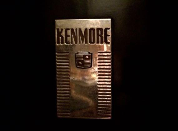 Kenmore stove logo