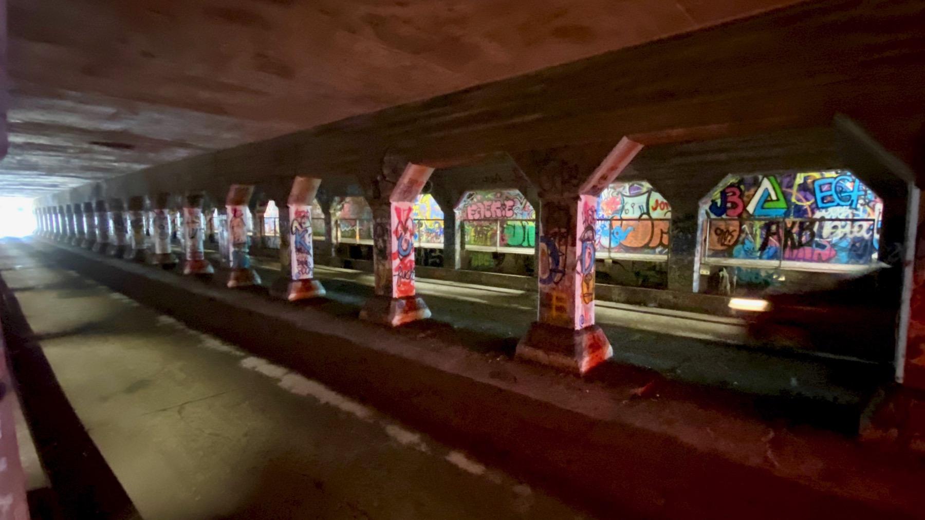 Krog tunnel