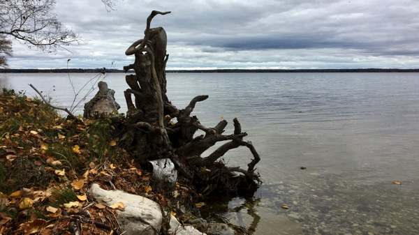 Lake quiet