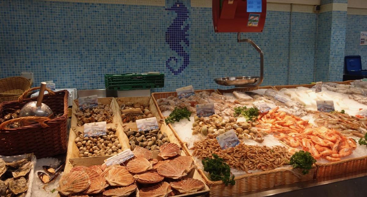 Leshalles seafood