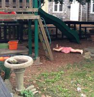 Lg doll playhouse