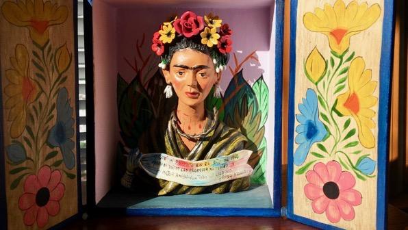 Light on Frida
