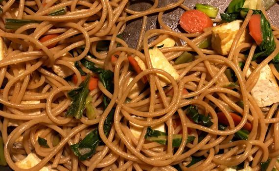 Longevity NY noodles