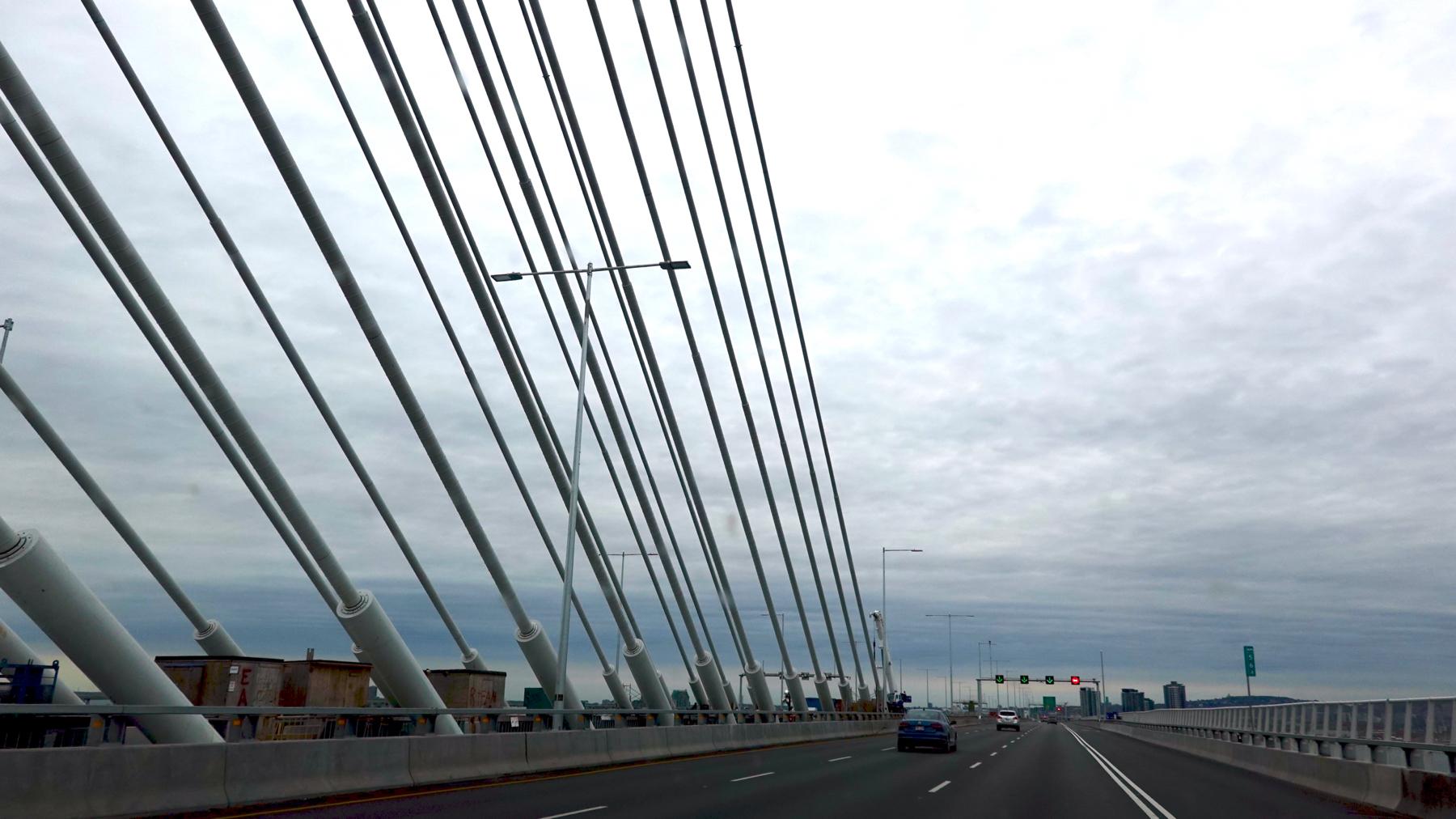 Many bridges