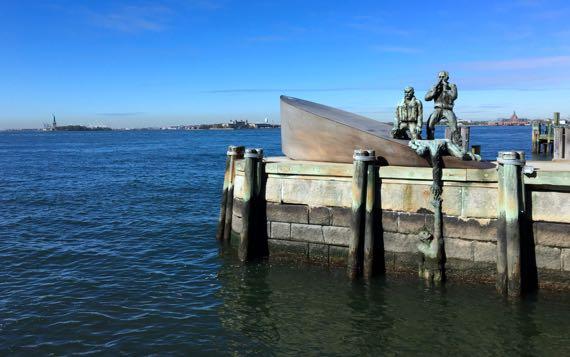 Mariners statue