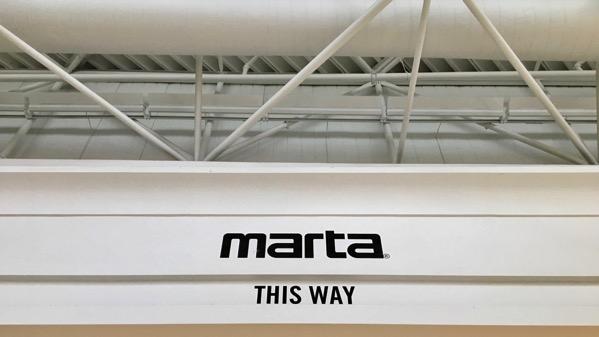 Marta this way
