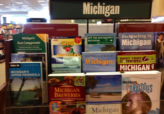 Michigan reading display