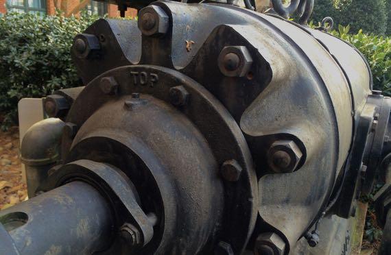 Mill machine still life