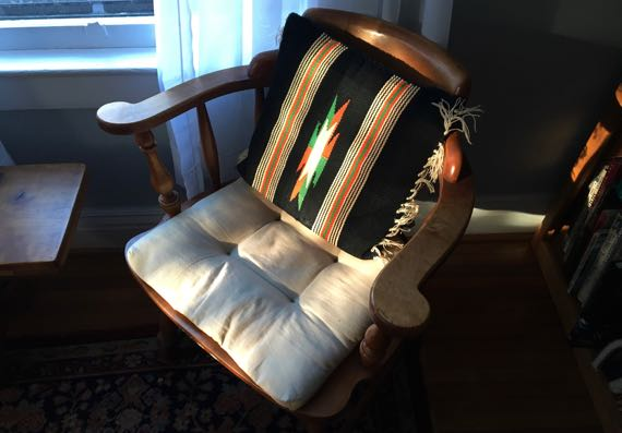 Morning light chair
