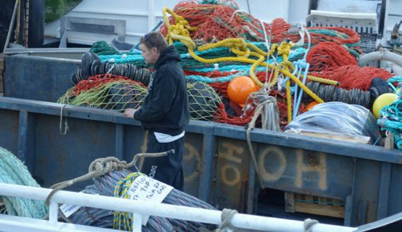 Nets fisherman