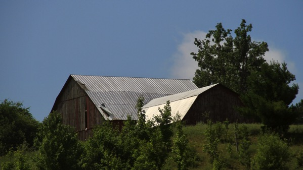 Northern LP barn