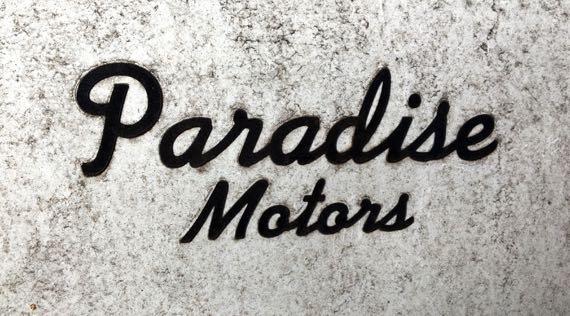 Paradise motors