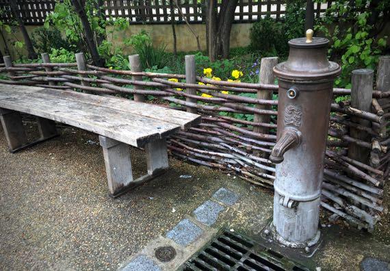 Park watertap