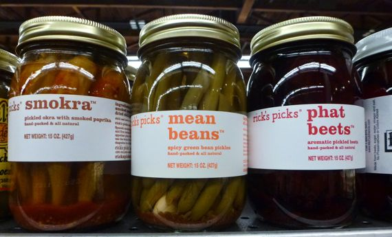 Pickled product name fun