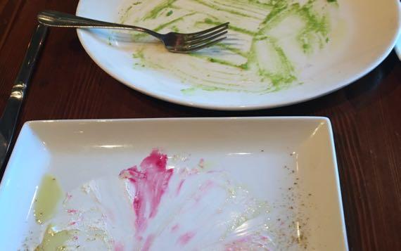 Plate colorsmear