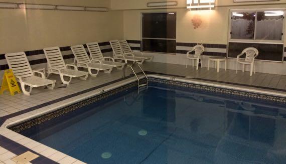 Pool quiet