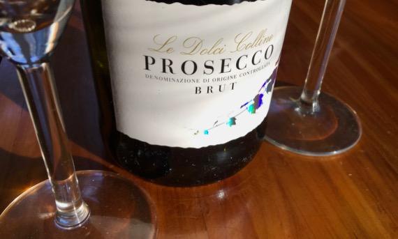 Prosecco pair flutes