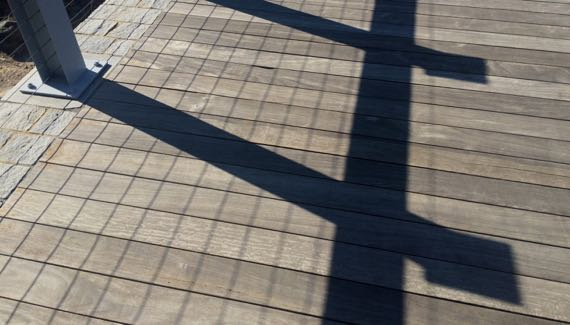 Railing shadow H4WP