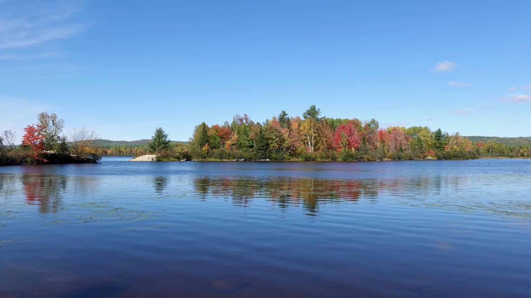 Rapids of Upper Ottawa