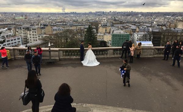 Sacre bride