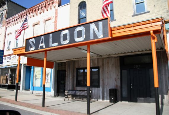 Saloon somewhere midwest