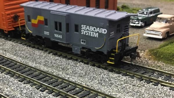 Seaboard model