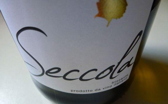 Seccola label