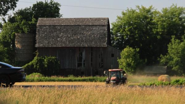 Southern LP barn
