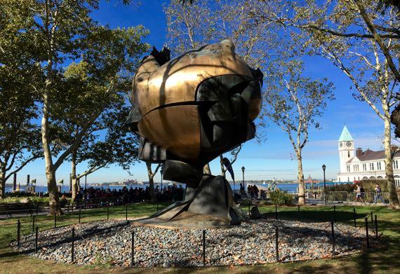 Sphere batterypark