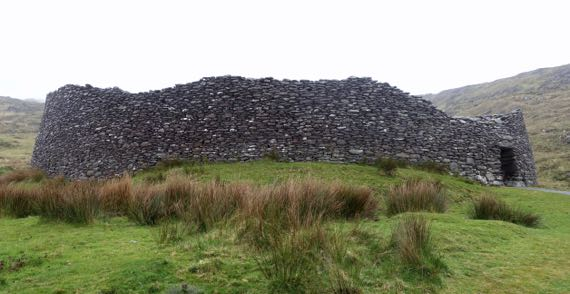 Staigue fort exterior