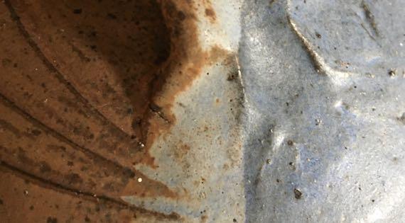 Stoneware potlid